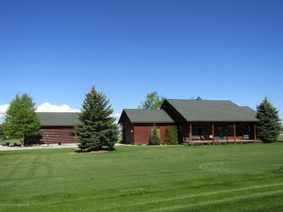 Driggs, Felt, Tetonia, Victor, Alta, Hoback Jct., Jackson, Moran, Teton Village, Wilson Single Family Home For Sale: 4852 Renegade Dr