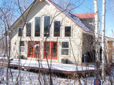 Star Valley Ranch WY Single Family Home Pending Contingent: $339,000