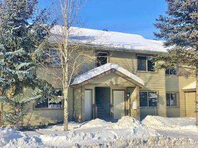 Jackson WY Condo/Townhouse For Sale: $305,000