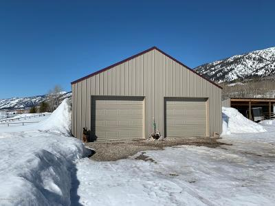 Bedford WY Single Family Home Pending Contingent: $245,000