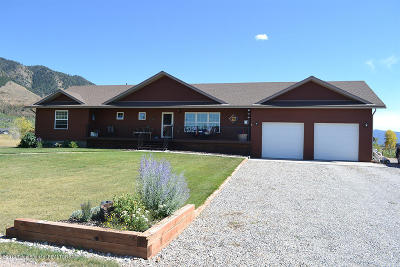 Star Valley Ranch WY Single Family Home For Sale: $435,000