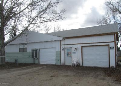 Big Piney WY Single Family Home For Sale: $115,000