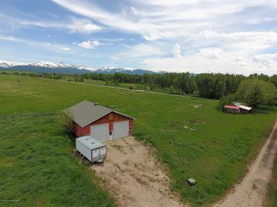 Swan Valley, Victor, Driggs, Alta, Tetonia, Jackson, Teton Village Single Family Home For Sale: 260 N 7000