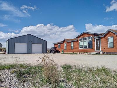 Boulder Single Family Home For Sale: 27 N Shoshone Trl