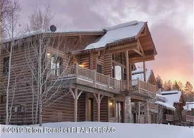 Victor Single Family Home Pending Contingent: 28 Blackfoot Trl