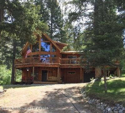 Star Valley Ranch WY Single Family Home For Sale: $399,000
