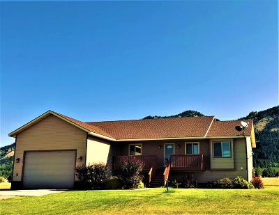 Star Valley Ranch WY Single Family Home For Sale: $375,000