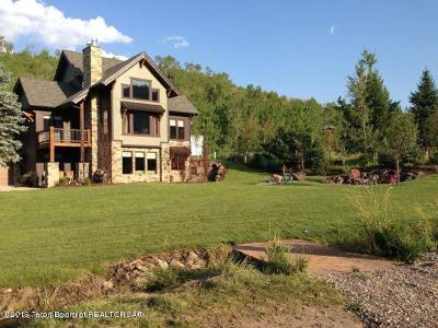 Fairview, Osmond, Smoot Single Family Home For Sale: 125 Gomms Pond Ln