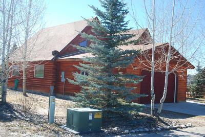 Teton Village, Tetonia, Driggs, Jackson, Victor, Swan Valley, Alta Single Family Home For Sale: 640 Appaloosa Trail