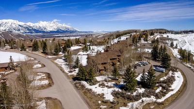 Teton Village, Tetonia, Driggs, Jackson, Victor, Swan Valley, Alta Condo/Townhouse For Sale: 1625 N Harvest Dance Road #3166-67
