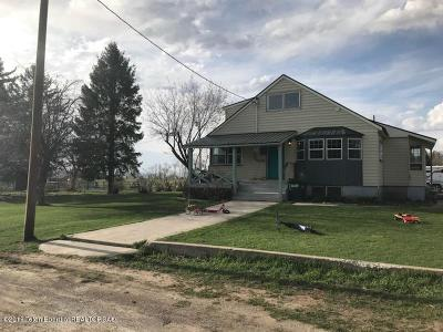 Bedford WY Single Family Home Pending Contingent: $294,000
