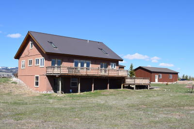 Teton Village, Tetonia, Driggs, Jackson, Victor, Swan Valley, Alta Single Family Home For Sale: 323 N 5500 W