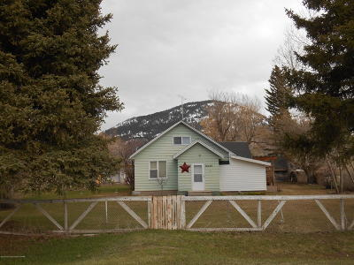 Fairview, Osmond, Smoot Single Family Home For Sale: 76226 Us Hwy 89