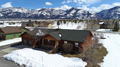 Star Valley Ranch Single Family Home For Sale: 226 Scrub Oak