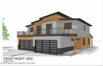 Teton Village, Tetonia, Swan Valley, Victor, Driggs, Jackson, Alta Single Family Home For Sale: 170 Redmond