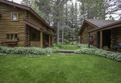 Wilson Single Family Home For Sale: 3665 Fish Creek Drive