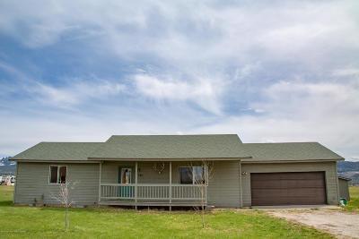 Swan Valley, Victor, Driggs, Alta, Tetonia, Jackson, Teton Village Single Family Home For Sale: 1383 Sandhill Rd