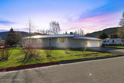 Teton Village, Tetonia, Driggs, Jackson, Victor, Swan Valley, Alta Single Family Home Pending Contingent