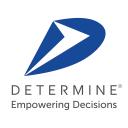 DETERMINE, INC. logo
