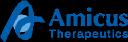 AMICUS THERAPEUTICS INC logo