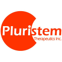 PLURISTEM THERAPEUTICS INC logo
