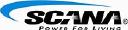 SCANA CORP logo