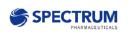 SPECTRUM PHARMACEUTICALS INC logo