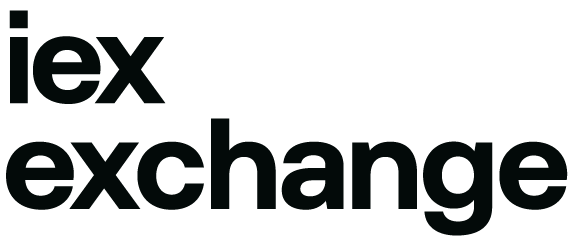 IEX Exchange logo