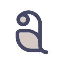 Логотип ALEAF