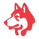 HUSKF logo