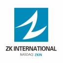ZKIN logo