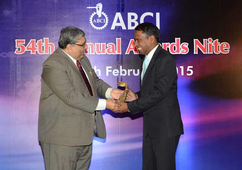 IIFL BUZZ wins the gold award at 54th ABCI Annual Awards Nite