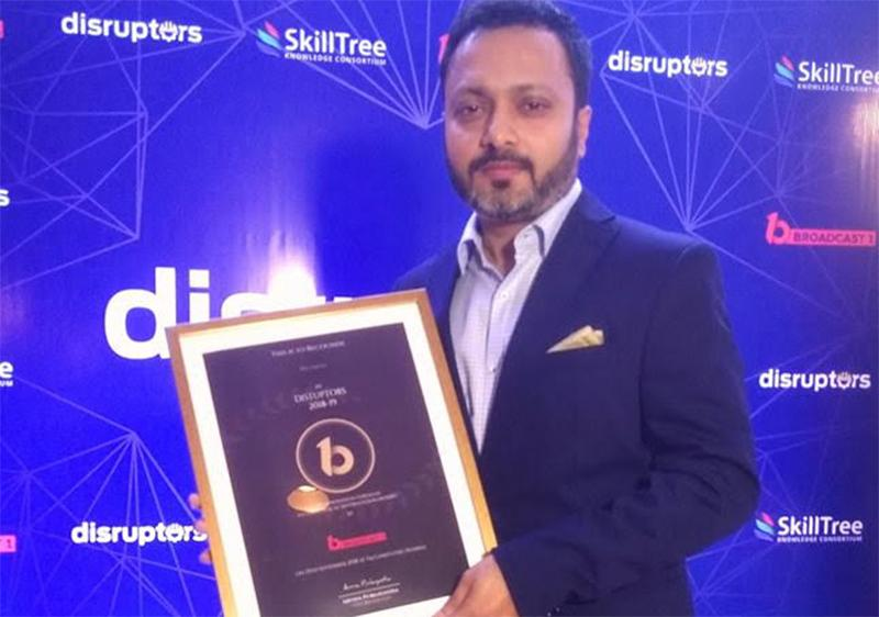 IIFL Group recognised as 'Disruptors' for innovation 2018