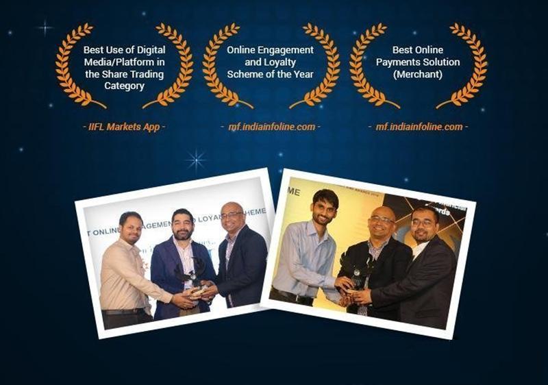 IIFL wins three awards at Drivers of Digital Awards, 2018