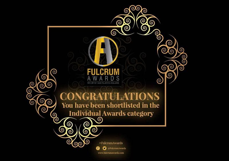 IIFL was shortlisted among the best 'In-house Corporate Communications and PR teams' at the first Fulcrum Awards.
