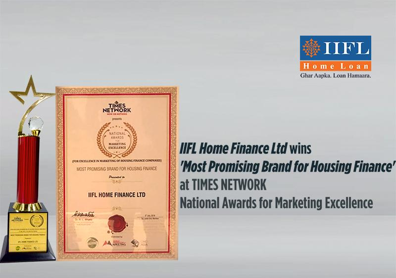 Most Promising Brand for Housing Finance 2018