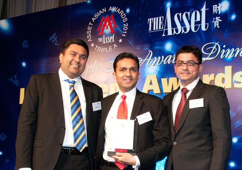 Asset Asian Awards 2011 - Triple A