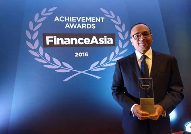 Won Finance Asia - Deal of the Year for India - for ICICI Prudential Life Insurance's $912 million IPO