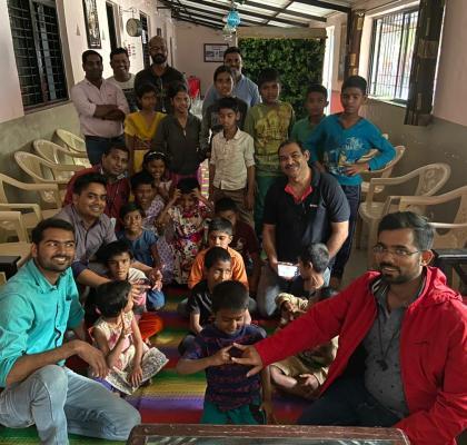 IIFL-ites unite to make an IMPACT by teaching underprivileged children