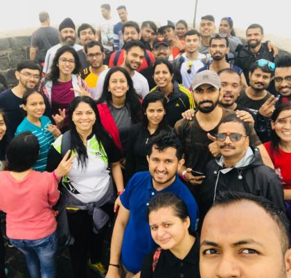 Savouring the monsoon magic with a team trek