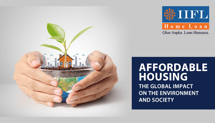 Affordable Housing ??The global impact on the environment and society