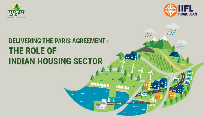 Delivering the Paris Agreement: The Role of Housing Sector in India