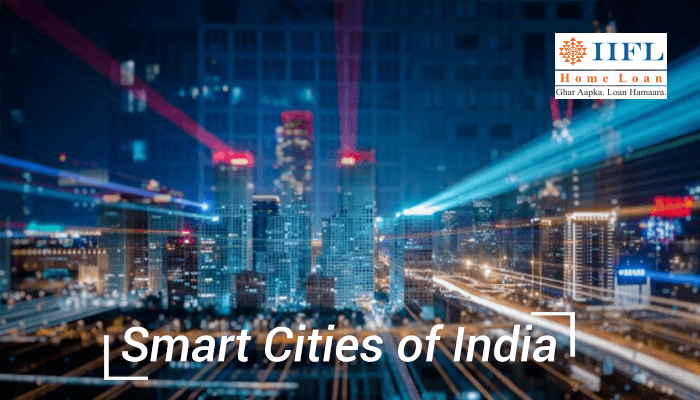 Smart Cities of India- Mission 2022