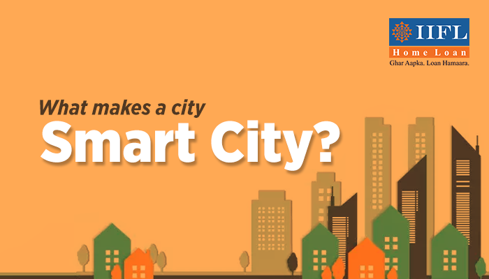 What is a 'Smart City'?
