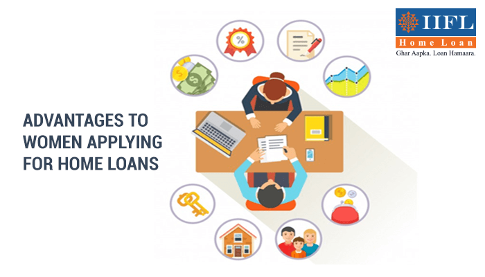 Advantages to Women Applying for Home Loans