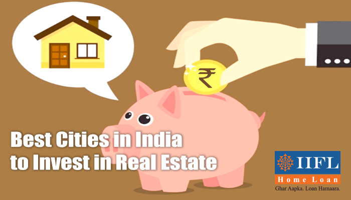 Best Cities in India to Invest in Real Estate