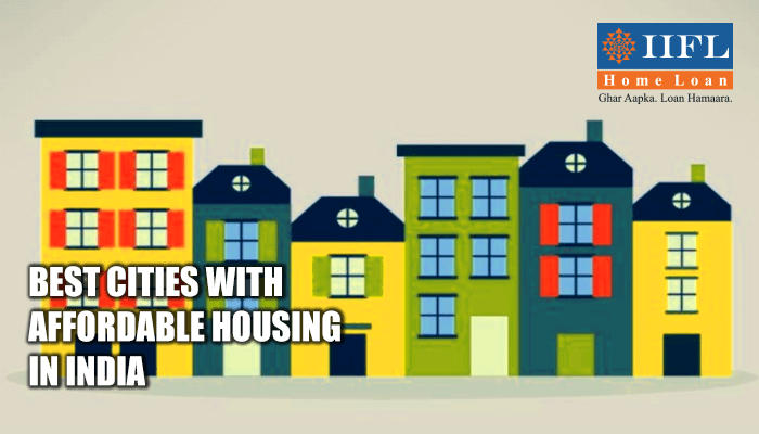 Best Cities with Affordable Housing in India