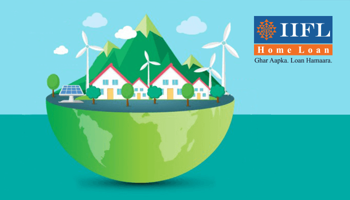 Key to Good Lives & Great Future: Green Homes