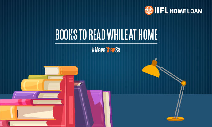 5 Books You Can Read While At Home If You Are Bored
