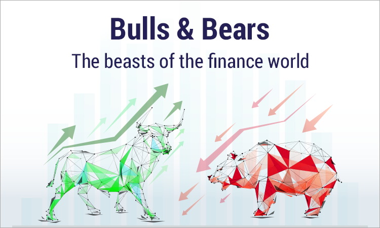 Bulls and bears: The beasts of the finance world